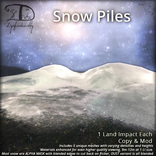 Snow Piles - TeleportHub.com Live!