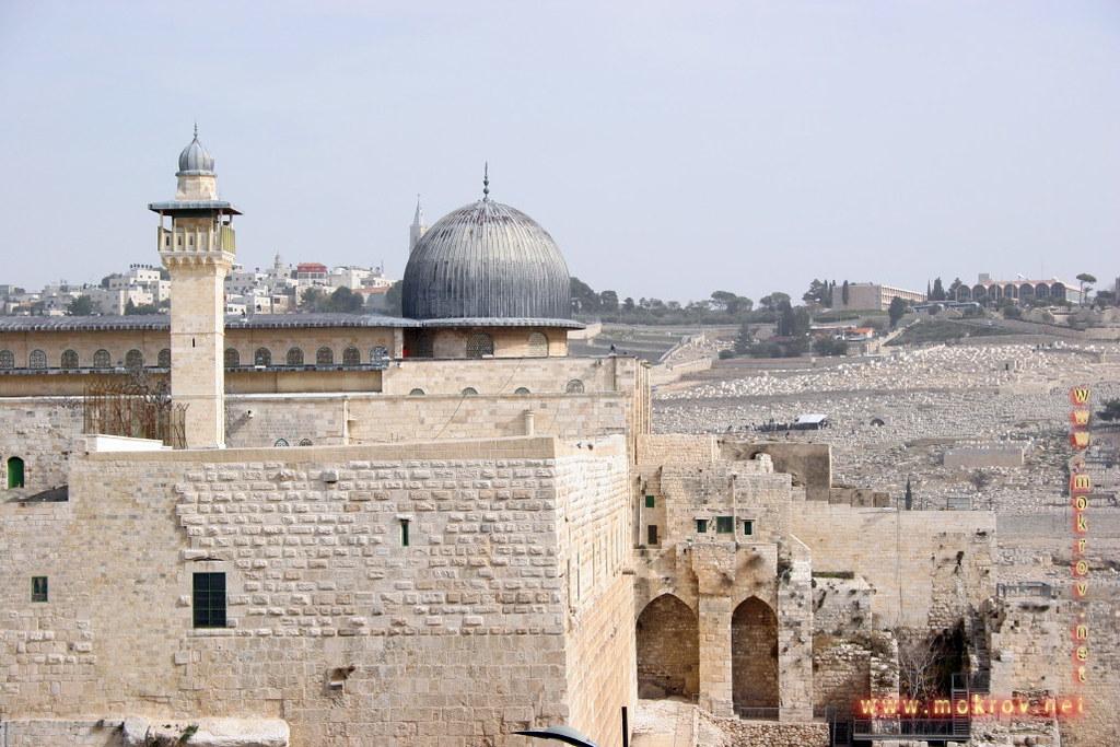 Город Иерусалим фотозарисовки