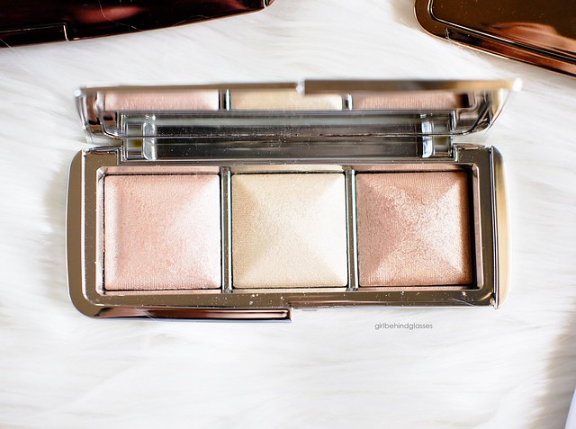 Hourglass Metallic Strobe Lighting Palette