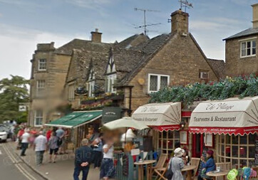 bourton high street