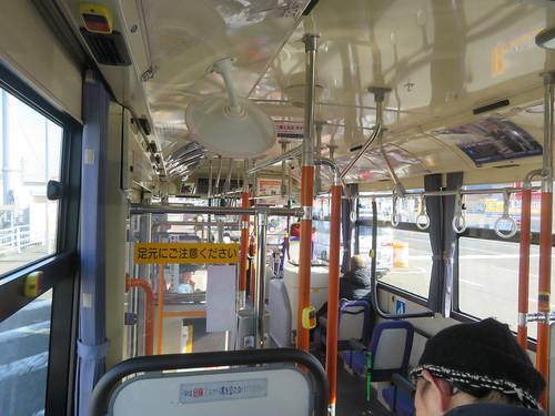 金沢駅から金沢競馬場へアクセスする無料ファンバス