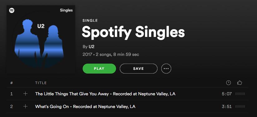 spotify-singles