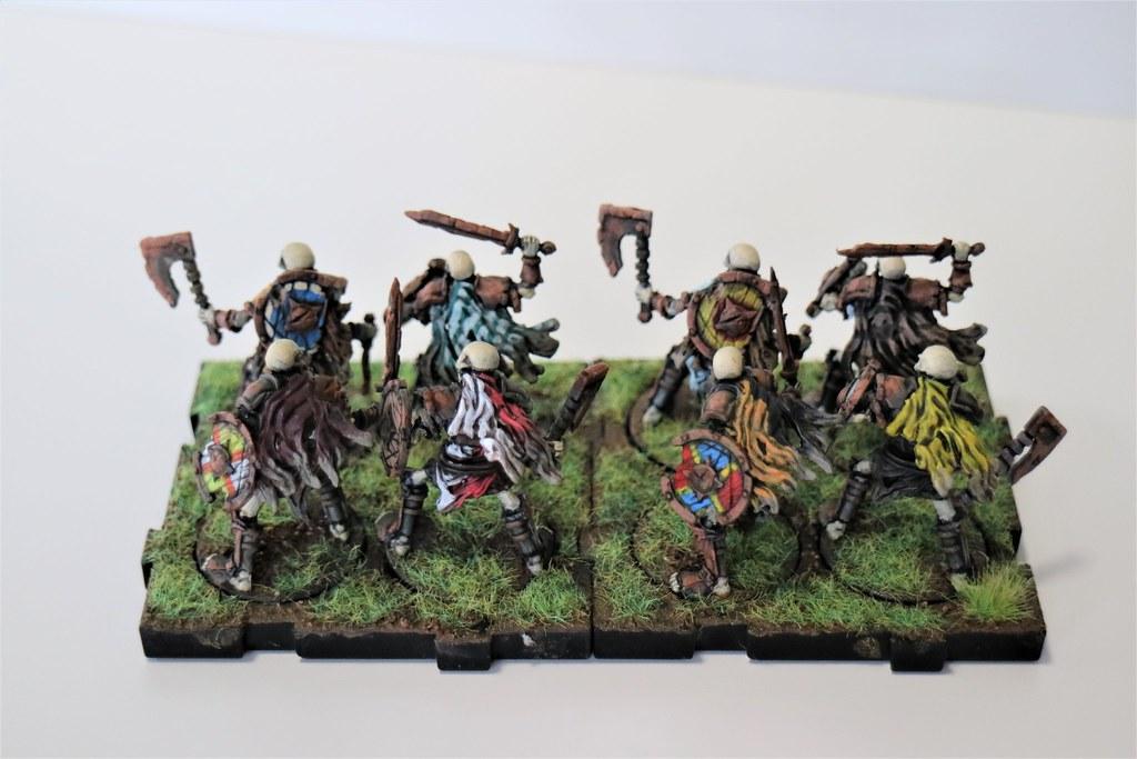 Runewars MIniatures Reanimates Back