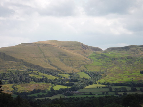 Mam Tor from The Nab