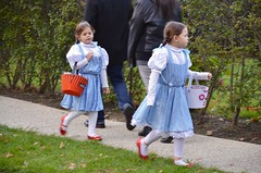 Dorothy Gale Or Twins From The Shining?