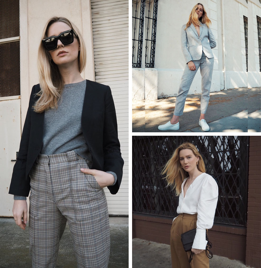 9 Minimalist Fashion Bloggers to Follow (Megan - Megan Adelaide)