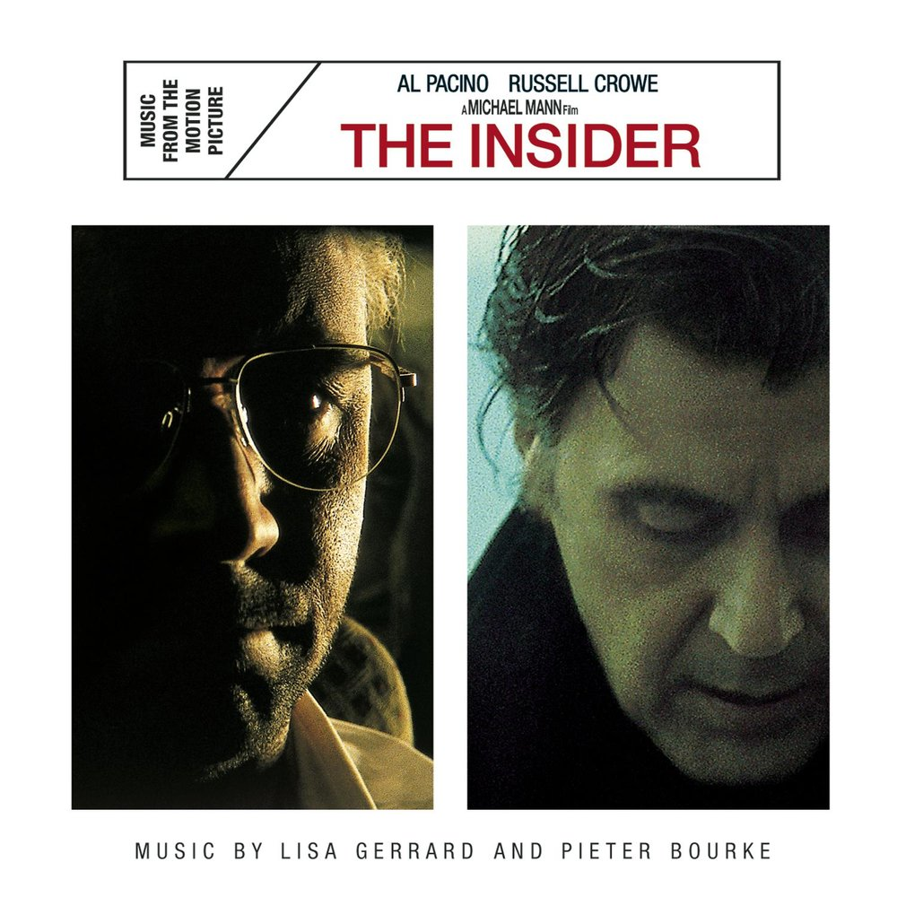 Graeme Revell - I'm Alone On This (The Insider: Music From The Motion Picture) [Ambient Instrumental]