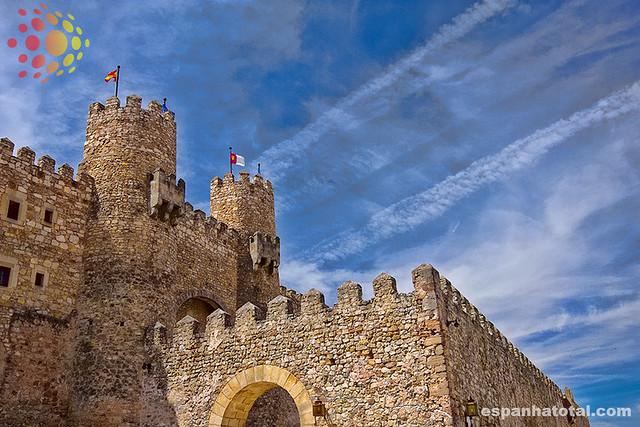 shospedar-se em um castelo: Sigüenza