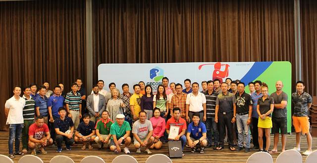 GEC Open 2017 - Thailand