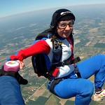 Freeflying Wtih Experienced Skydivers Stepan and Marijana