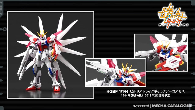 """Next Phase Gunpla"" - HGBF Build Strike Gundam Galaxy Cosmos"