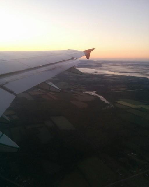 Prince Edward Island from the air (1) #pei #princeedwardisland #aerial #hillsboroughriver #airplane #latergram