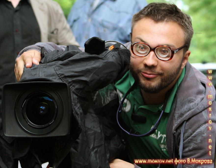Шутка! Сергей Дадашян, Оператор.