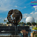 Illuminations Earth Globe