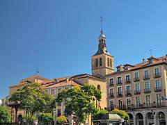 Segovia, Plaza Major