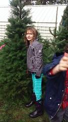 Claire's Last Single-digit Christmas