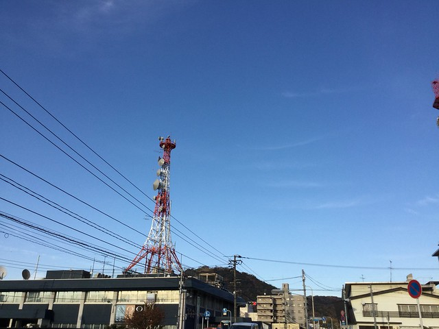 鳥取の空模様1