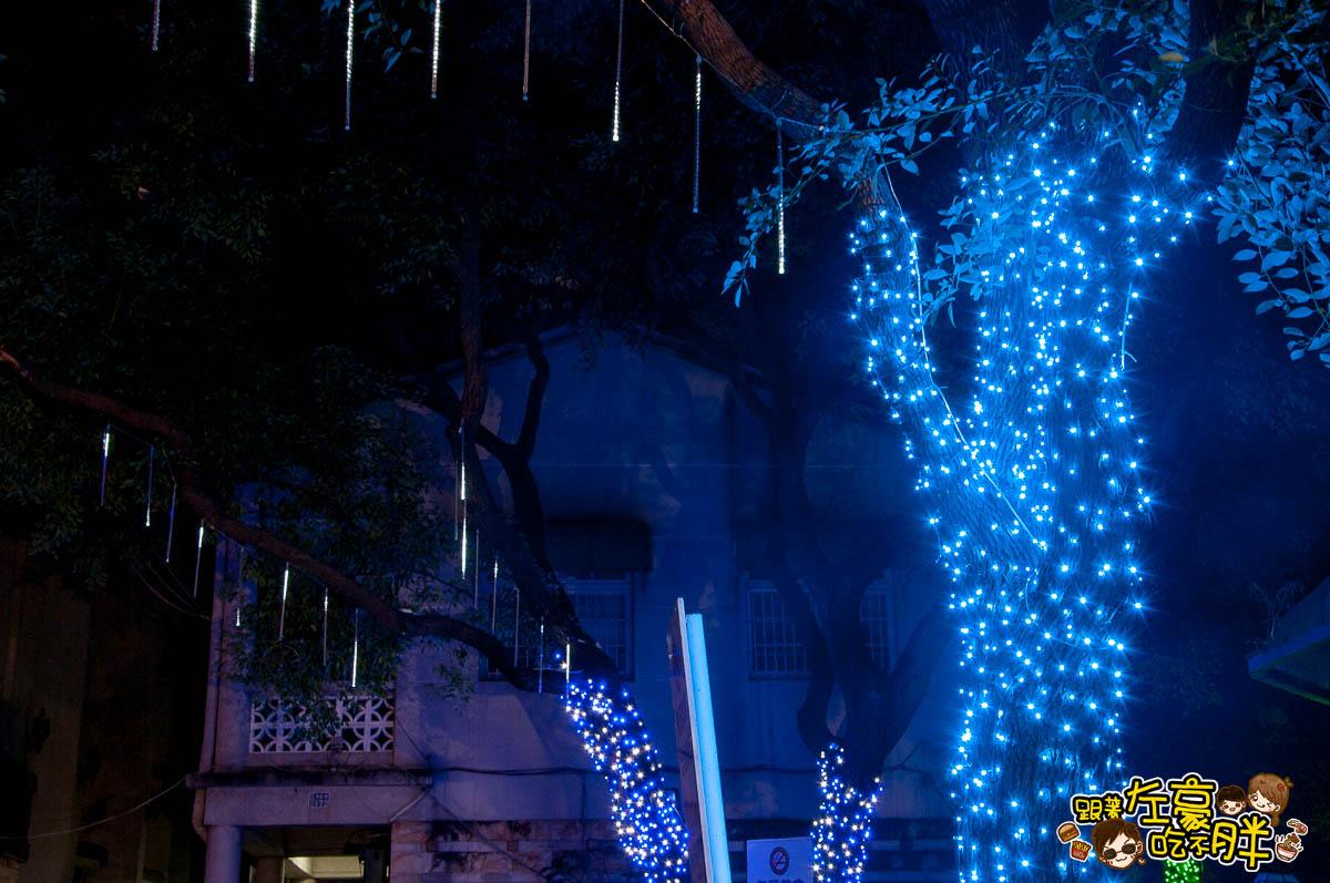 鳳山最美教堂聖誕景點-9