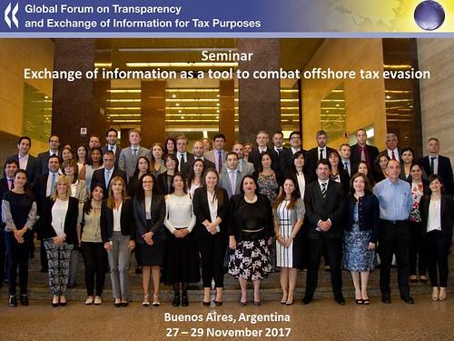 Seminar Argentina November 2017