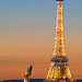 Tour Eiffel & Opéra Garnier II by A.G. Photographe