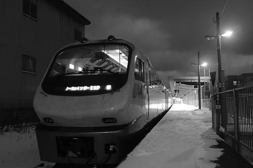 02-12-2017 Wakkanai Station (3)