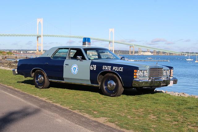 1978 Massachusetts State Police Ford LTD 460 Interceptor V8