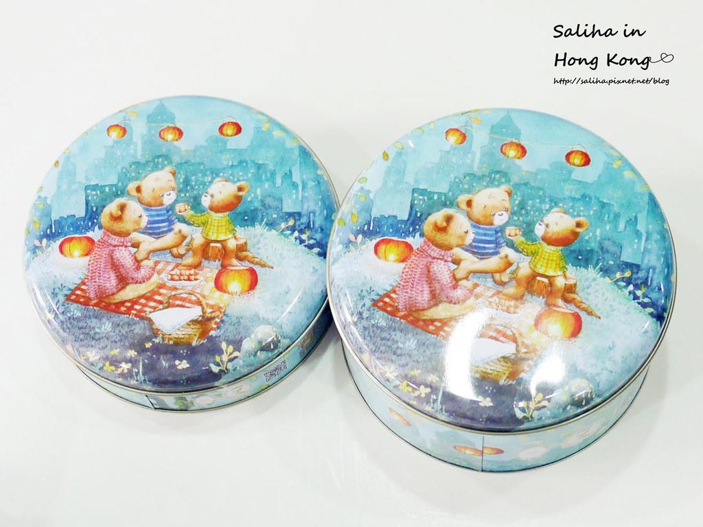 香港必買伴手禮推薦珍妮小熊餅乾曲奇餅 (10)