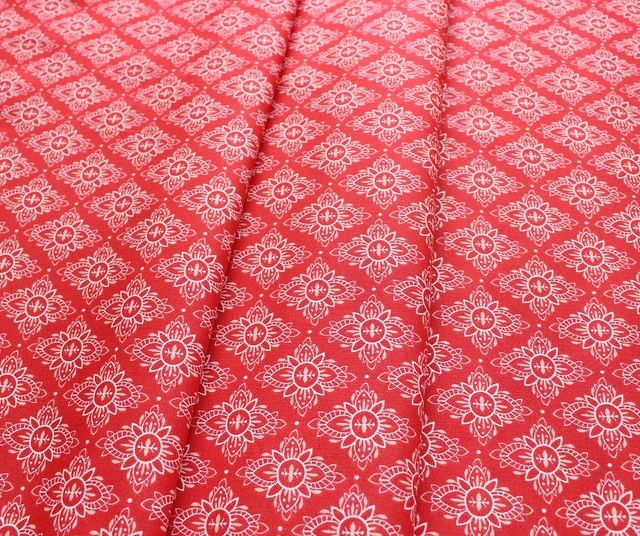 Cloud9 Fabrics Bohemian Garden 200701 Flora Fancy