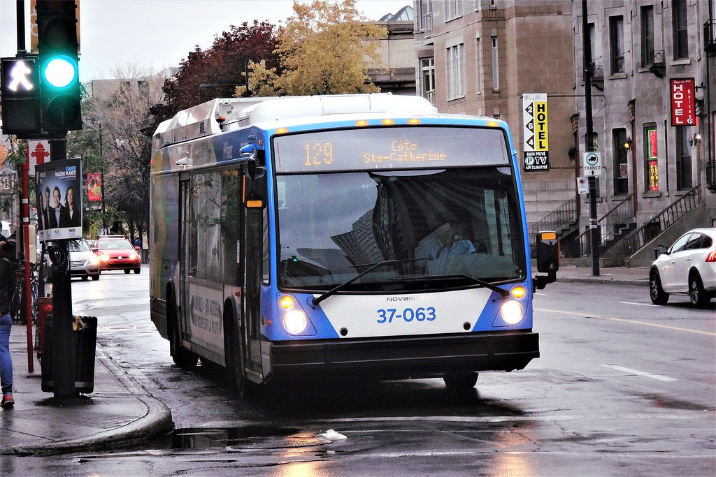 STM Nova Bus LFS HEV 37-063