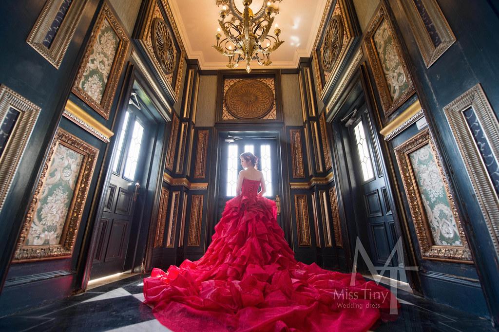 """""""紅色禮服,紅色婚紗,文定儀式,宴客婚紗"""""""