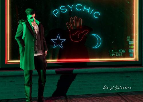 #21 - Psychic
