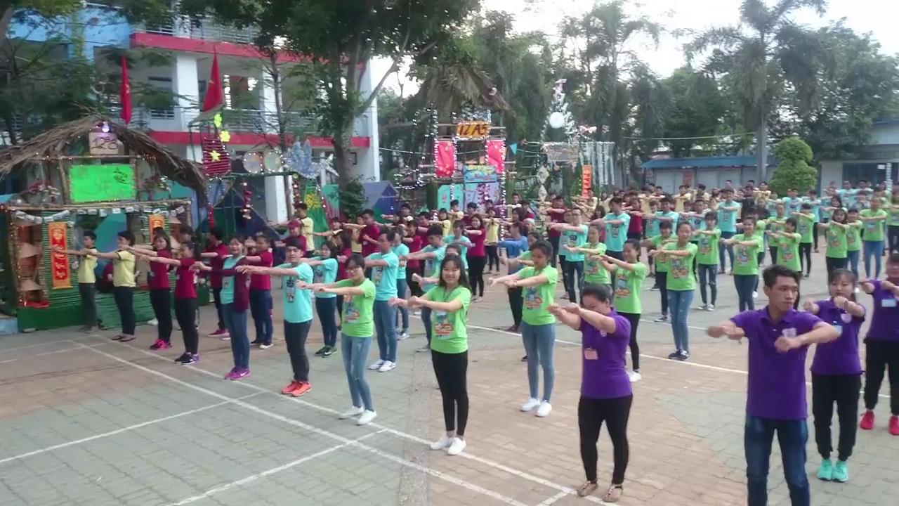 Video clip Trại Xuân 2017