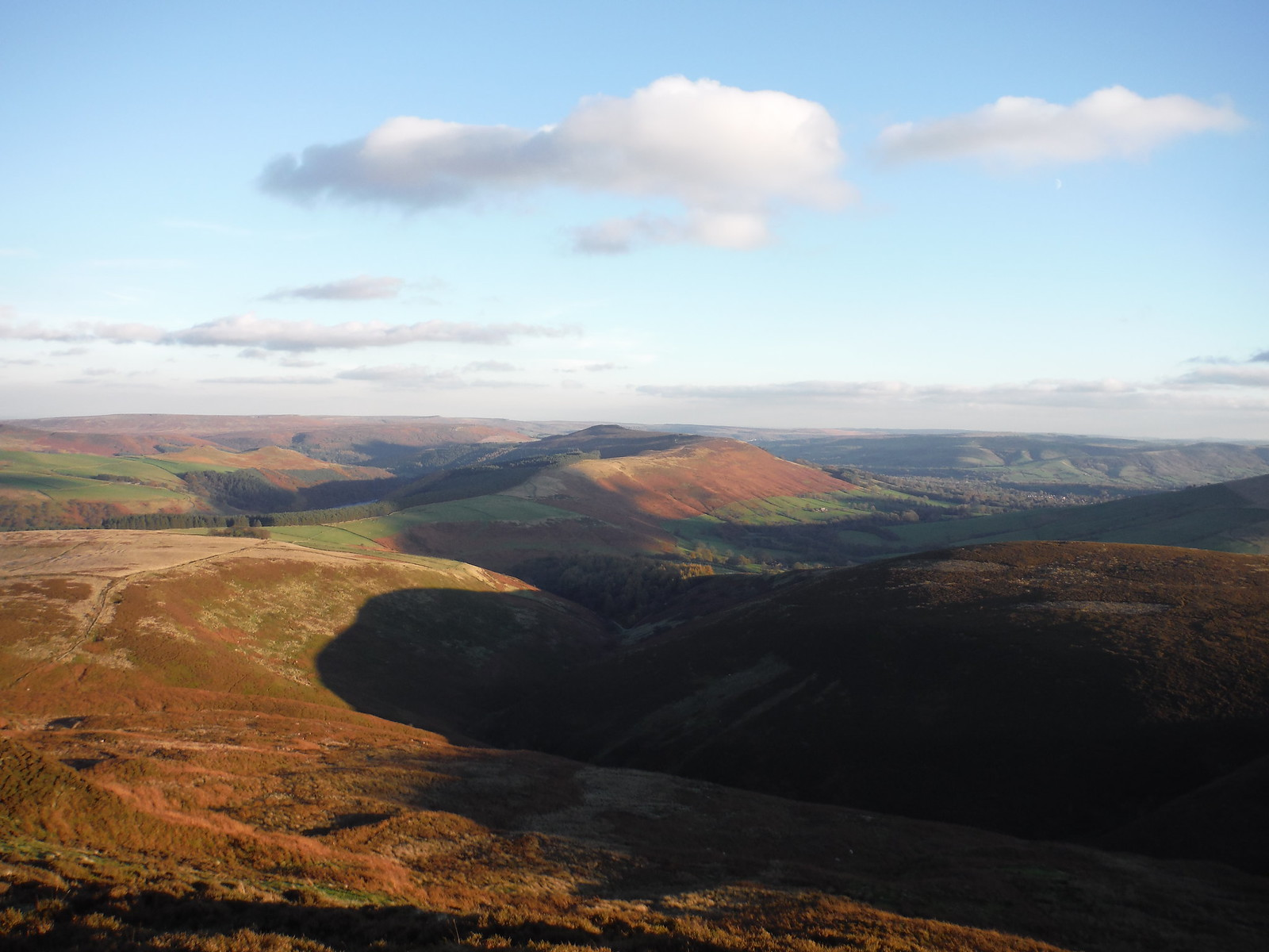 Wooler Knoll and Win Hill, Nether Moor