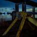 RR Bumper, Turnpike Spur, Laurel Hill Park, Secaucus NJ by Steve Fretz