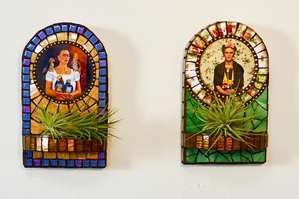 Mosaic Shrines