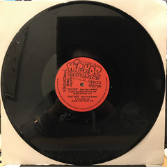 M.C. PET NYCE, COOL D.J. 'FIQ:X-TRA DOPE PROMO(RECORD SIDE-A)