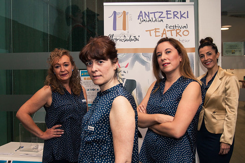 XI Festival de Teatro Amateur de Alegría-Dulantzi 2017. Anabasa Kultur Elkartea