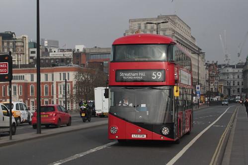 Arriva London LT734 LTZ1734