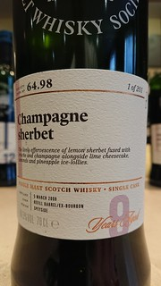 SMWS 64.98 - Champagne sherbet
