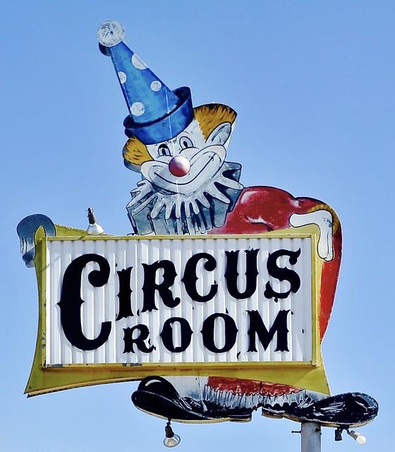 Circus Room - Amarillo,Texas