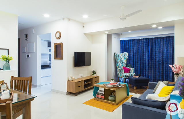 Inside a mumbai home