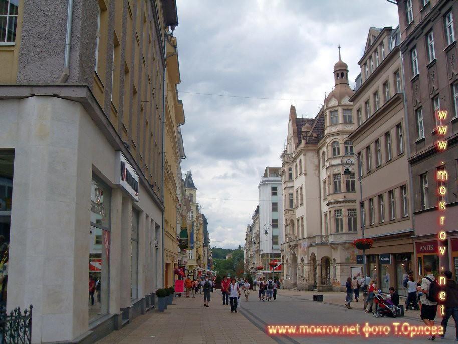 Карловы Вары — Чехия фотографии сделанные днем и вечером