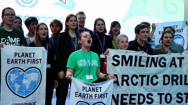 COP23 BonnFiji / 16 novembre 2017