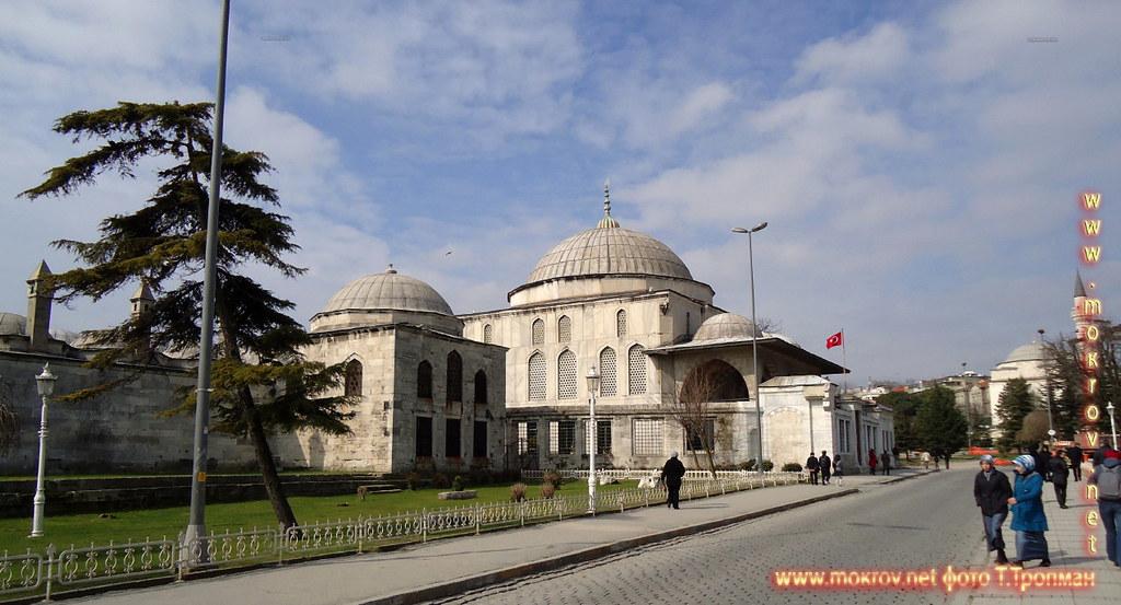 Исторический центр Город Стамбул — Турция фоторепортажи