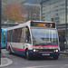 First West of England Optare Solo WX05 RTV 53812, Bath Bus Station 17.11.17