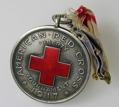 1917 Red Cross Liberty Tournament Medal obverse