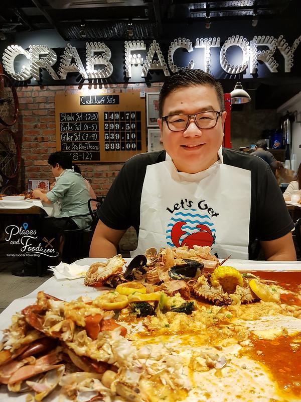 crab factory seafood wilson ng