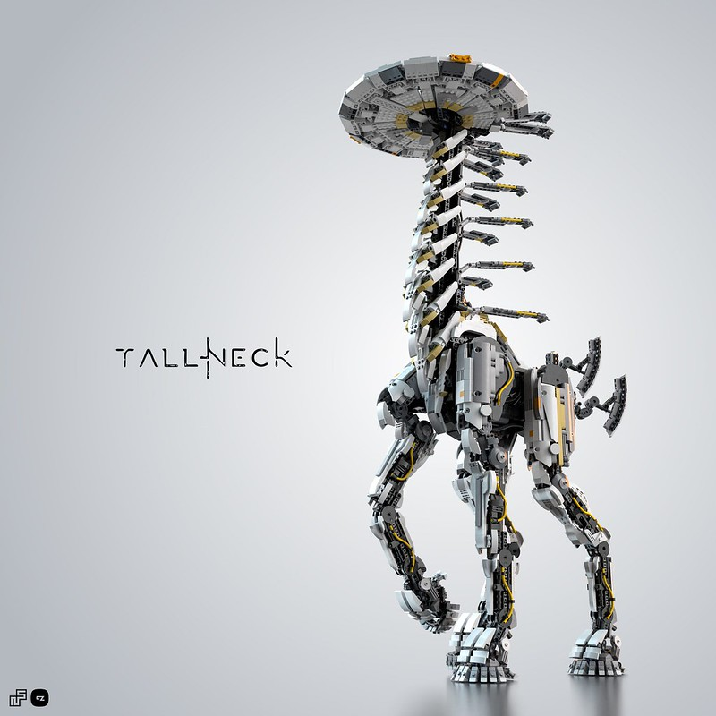 Tallneck - Horizon Zero Dawn