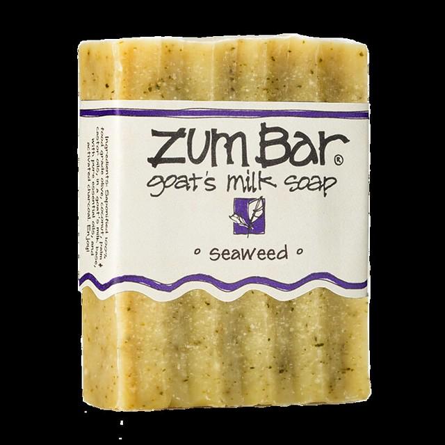 Zum Bar Goat's Milk Soap - Seaweed