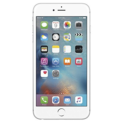Apple iPhone 6S Plus 64 GB AT&T, Silver